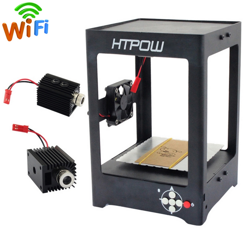 Mini WiFi laser machine graveure 1000 mW