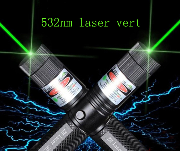 Pointeur Laser Vert 3000mW