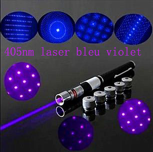 5 En 1 Laser Violet 20mw