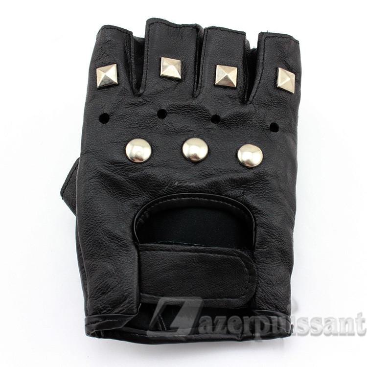 rotation gants laser