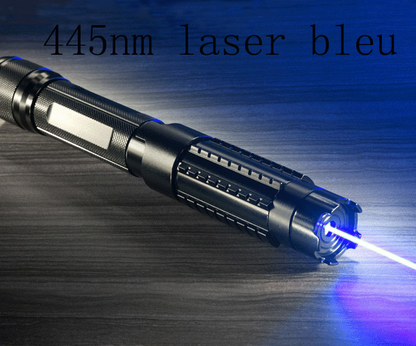 Pointeur Laser Bleu 10000mw