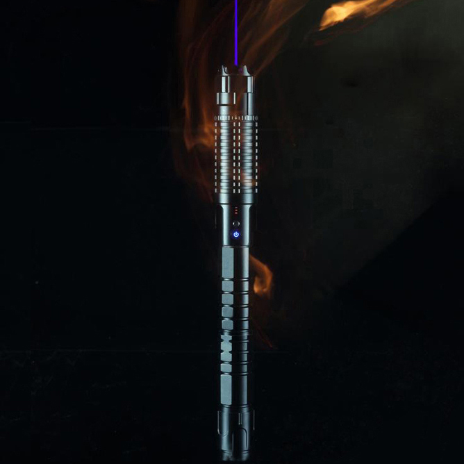 Pointeur Laser Bleu Haute Puissance 10000mW Prix Pas Cher