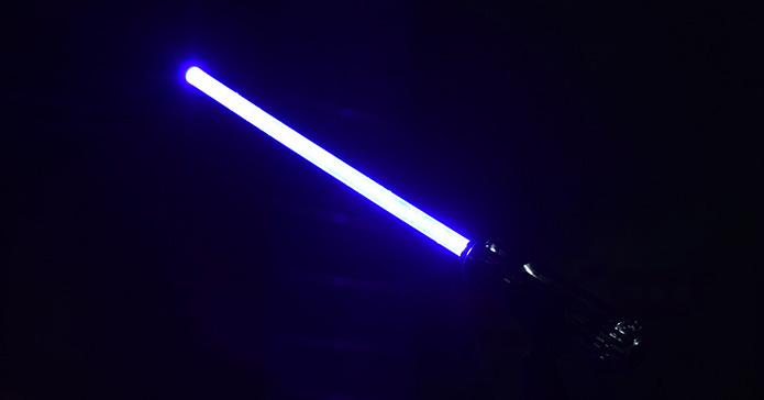 bleu sabre laser achat