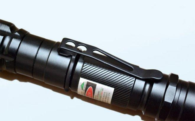 stylo laser vert 200mw