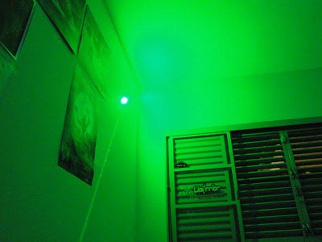 laser 1w tres puissant