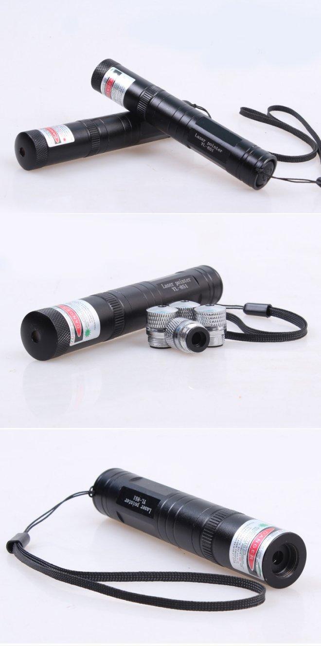 Pointeur laser 50mw