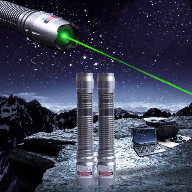 500mw laser vert portee