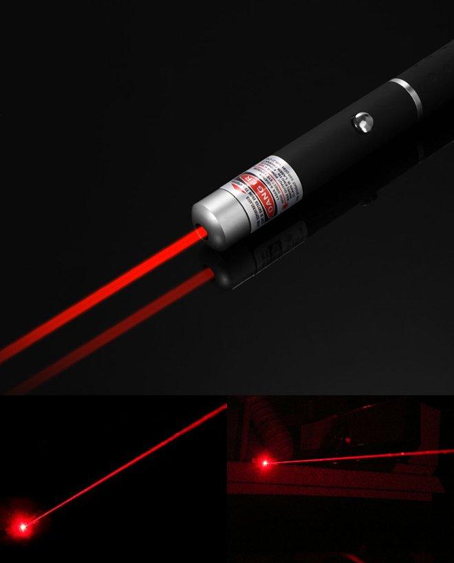 achat un laser rouge 100mw
