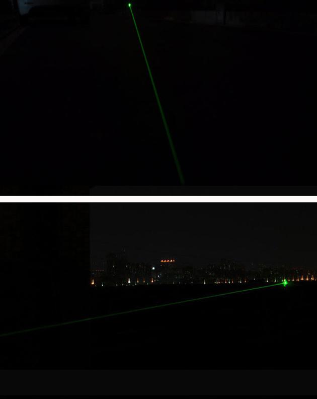 vente laser vert fusil