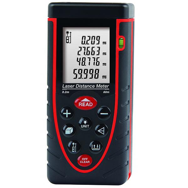 télémètre laser portable