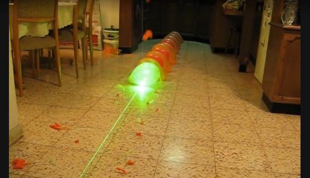 HTPOW Pointeur Laser Astronomie 3000mw