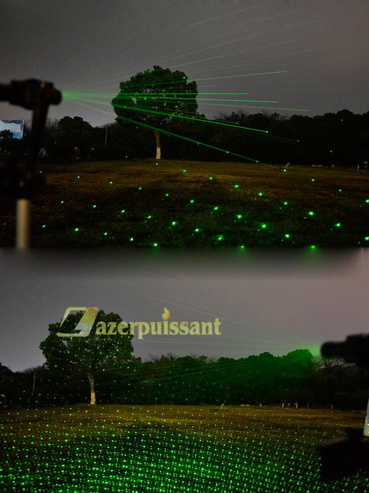 laser vert puissant 10000mw