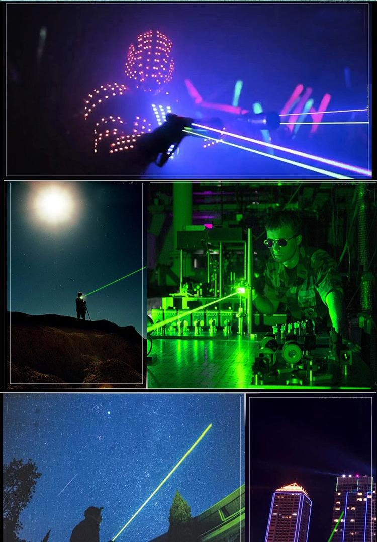 pointeur laser vert 2000mw puissant