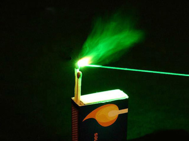 Pointeur Laser Vert 500mW Prix