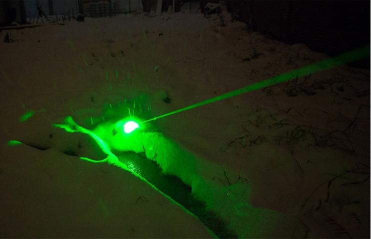 puissance laser 500mw
