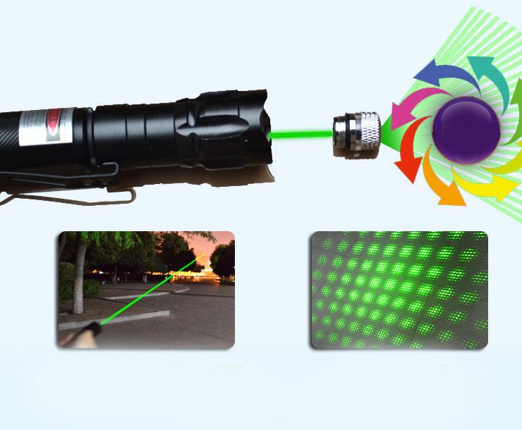 laser vert puissant – Un site utilisant LeWebPédagogique