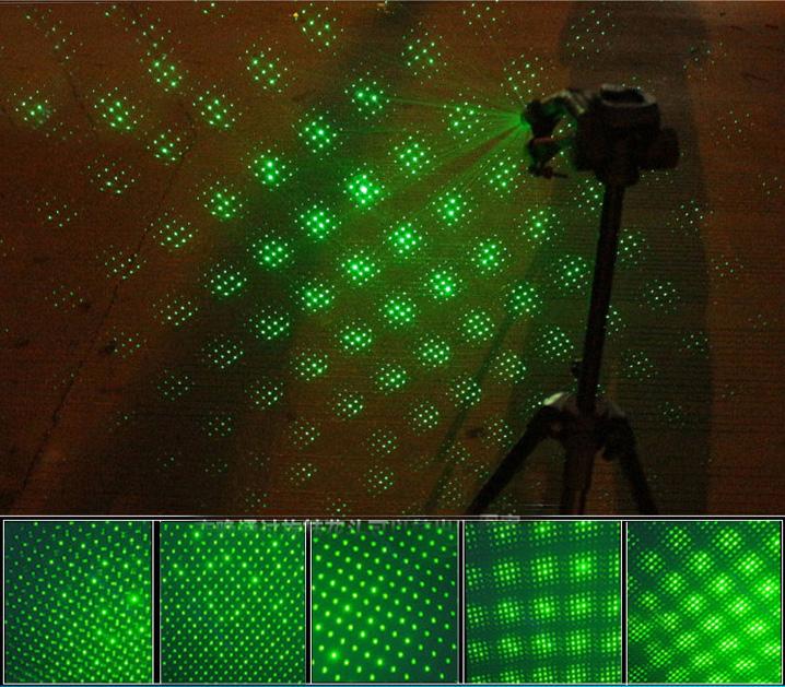 532nm laser vert