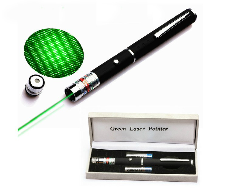 HTPOW  Acheter 50MW Stylo Pointeur Laser 532nm