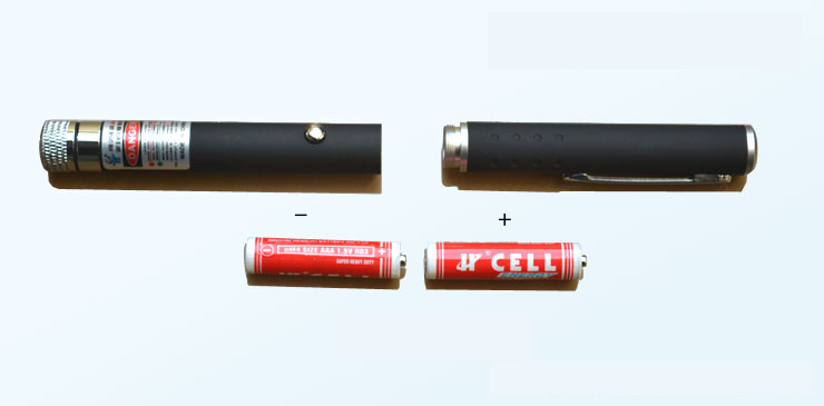 Stylo Pointeur Laser 532nm Laser Vert  étoilée pas cher