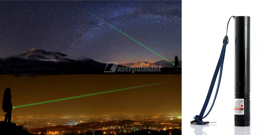 Pointeur Laser Astronomie Vert 200mW