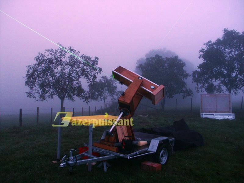 pointeur laser vert astronomie 3000MW