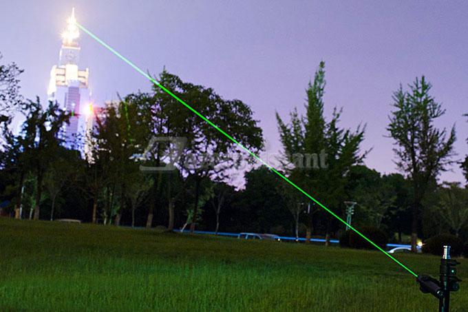laser lampe