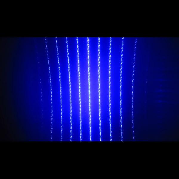 laser qui fait des dessin