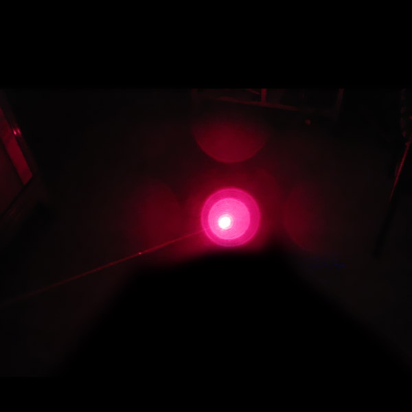vendre laser rouge 20mw rayon visible