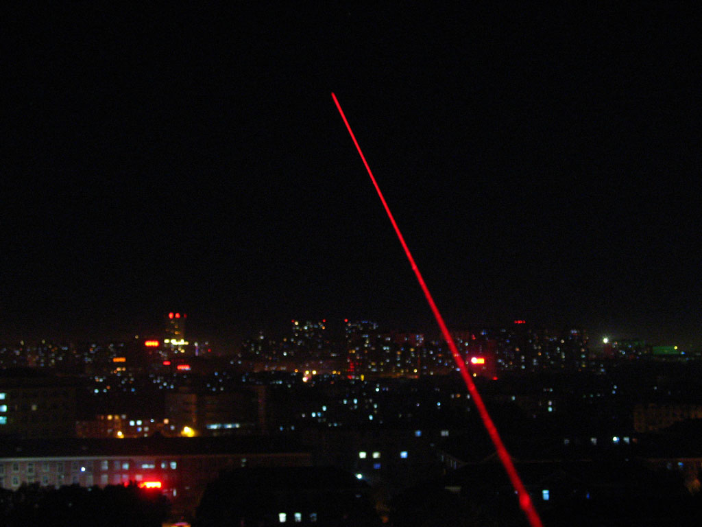 torche lase rouge 3w