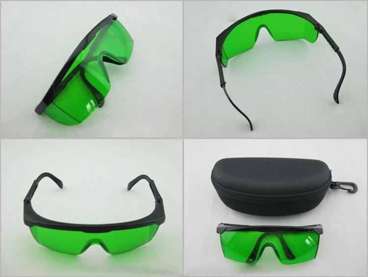 achat lunettes laser bleu