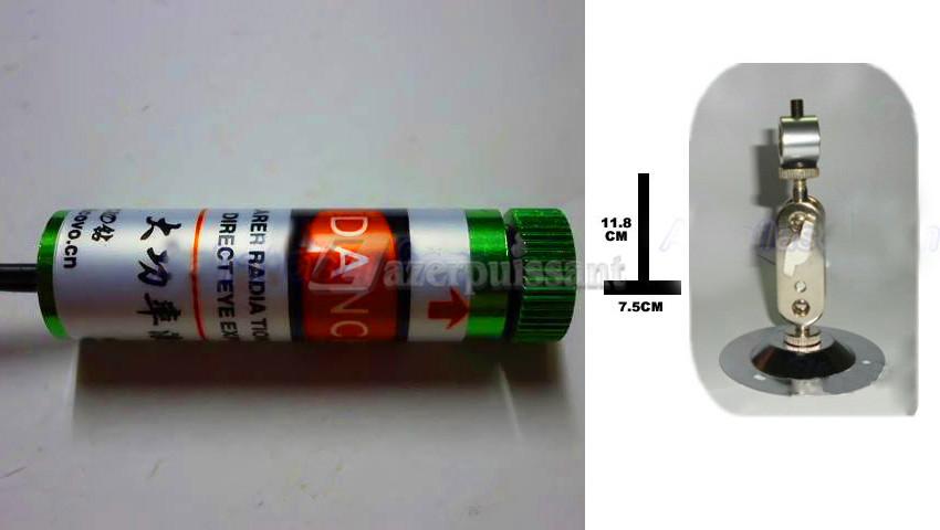 module laser ligne