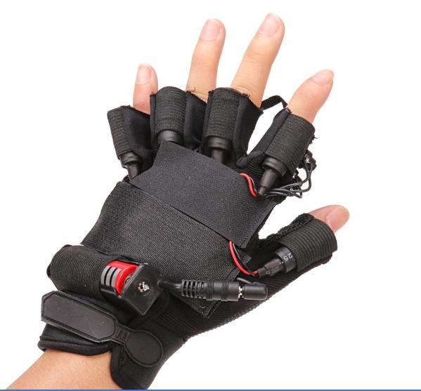 gants laser dj