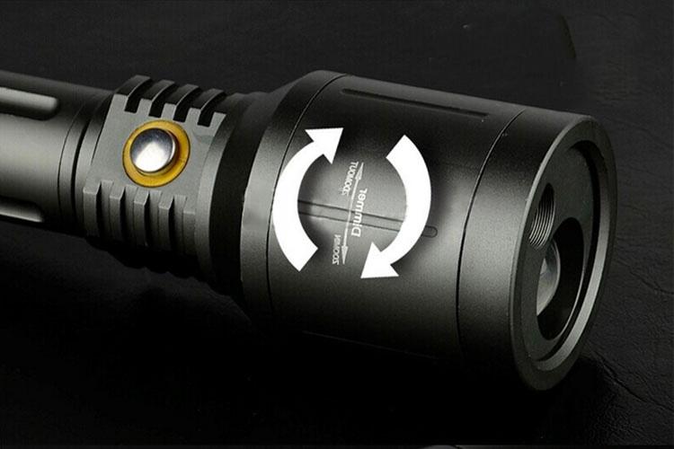Puissance Pointeur Laser Combo