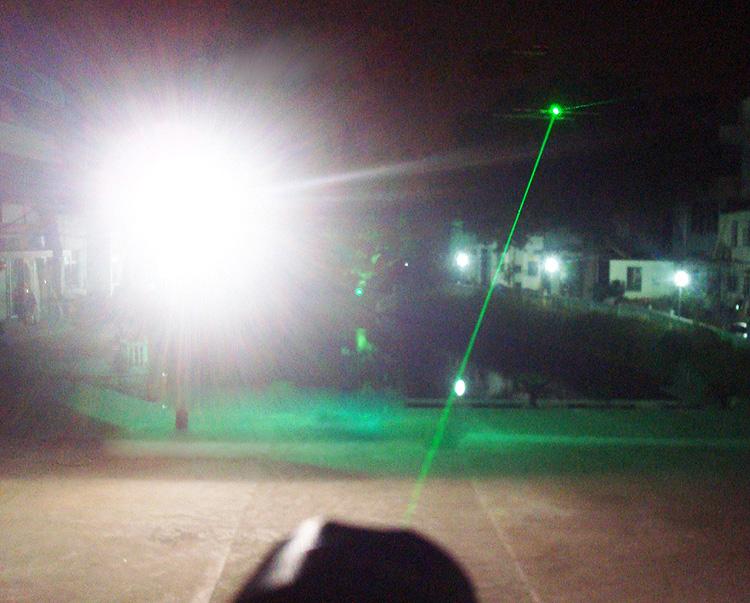 Achat visée laser vert pour pistolet