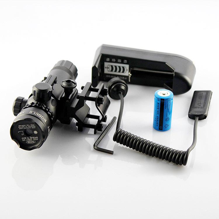 visée laser vert 5mw pour pistolet