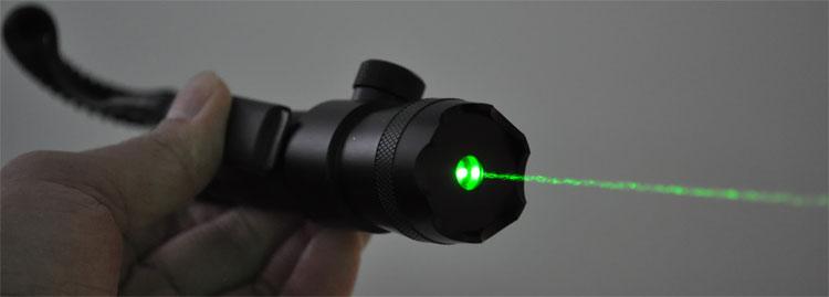 viseur laser vert 5mw