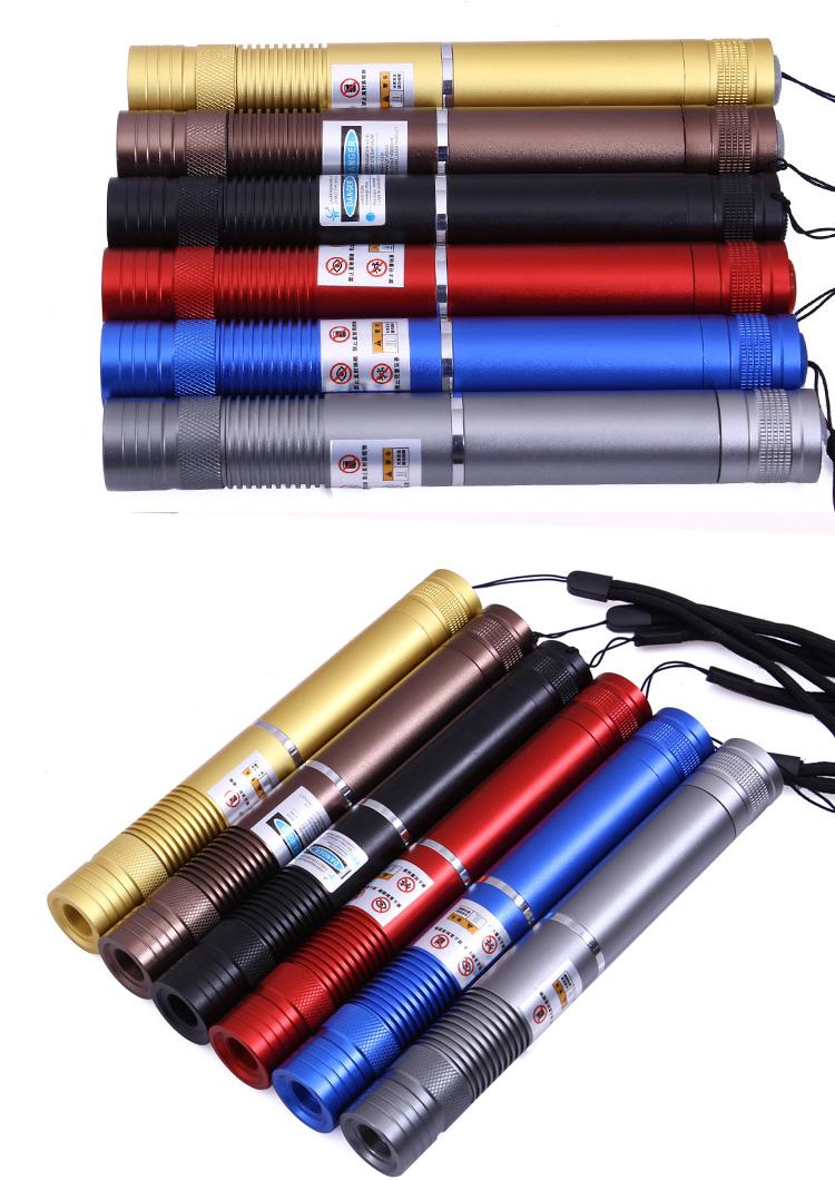 2000MW laser bleu lampe