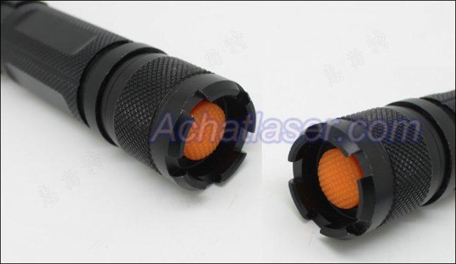 laser pointeur bleu 2000mw avec tete motif