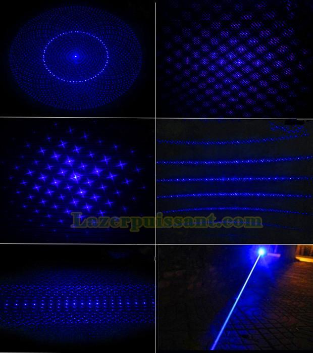 Stylo pointeur laser 3000mw