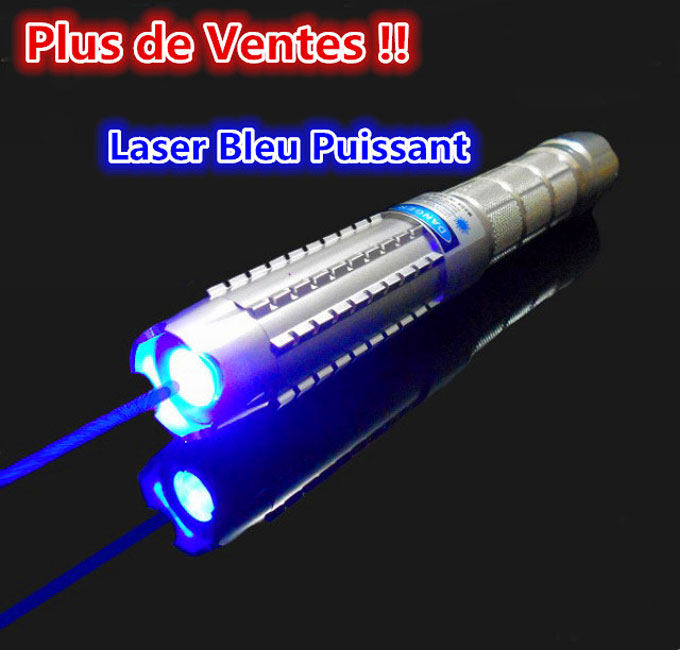pointeur laser bleu 10000mw puissant prix pas cher vente flash. Black Bedroom Furniture Sets. Home Design Ideas