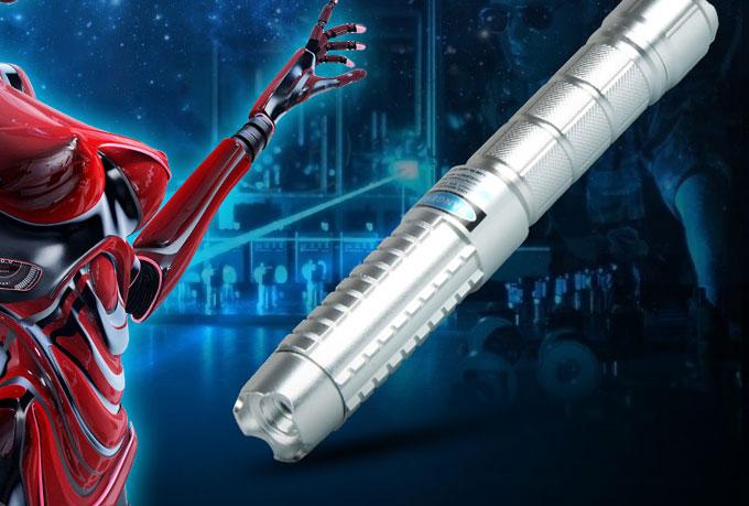 Pointeur Laser Bleu 10000mw Laser Allume Cigarette