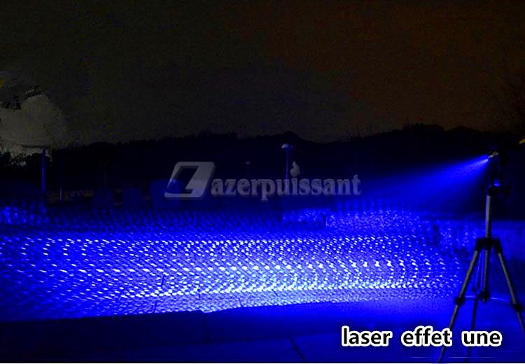 Pointeur laser 5000mw couleure Pure Bleu