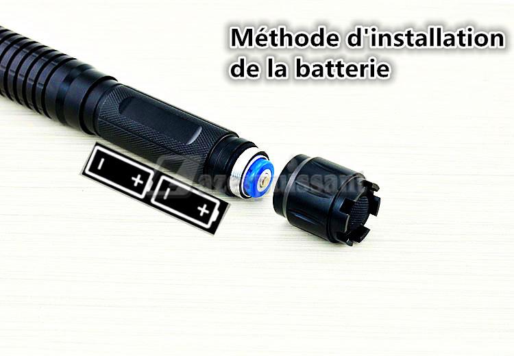 laser puissant 10w