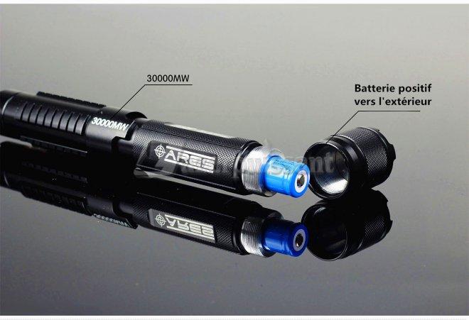 pointeur laser neuf 30000mw