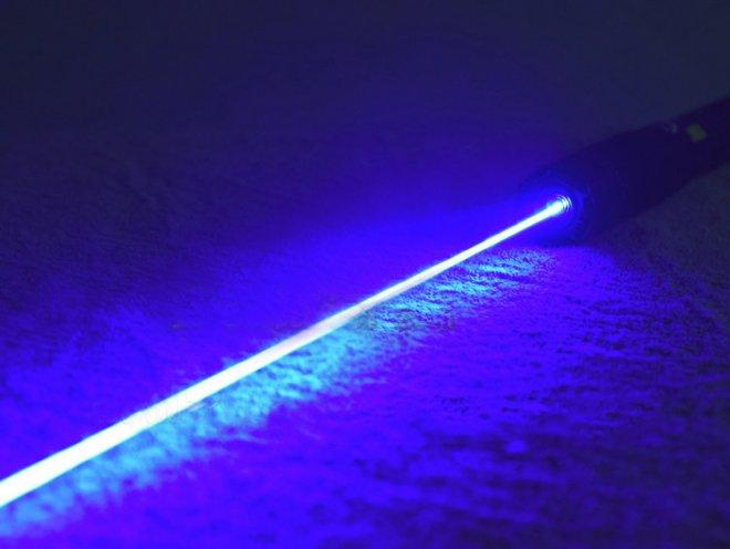 30000MW Pointeur Laser Bleu Puissant