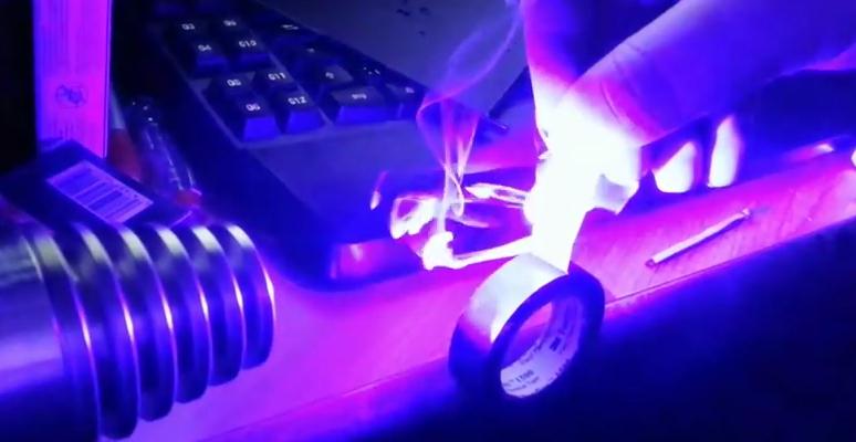 Pointeur Laser LED