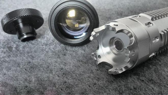 10 fois élargisseur de faisceau laser