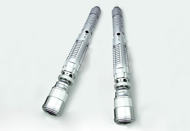 10 fois expandeur de faisceau laser pointeur