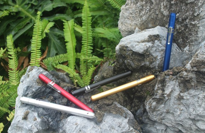 stylo laser bleu 200mw