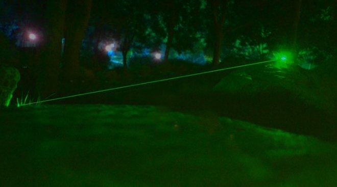 laser vert 100mw pascher